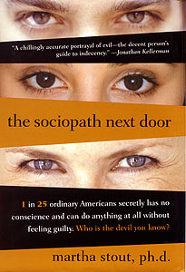 Martha Stout: The Sociopath next Door